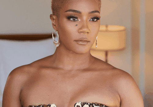 Tiffany Haddish Golden Globes