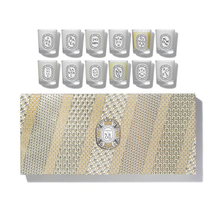 Diptyque Holiday Set of 12 Candles
