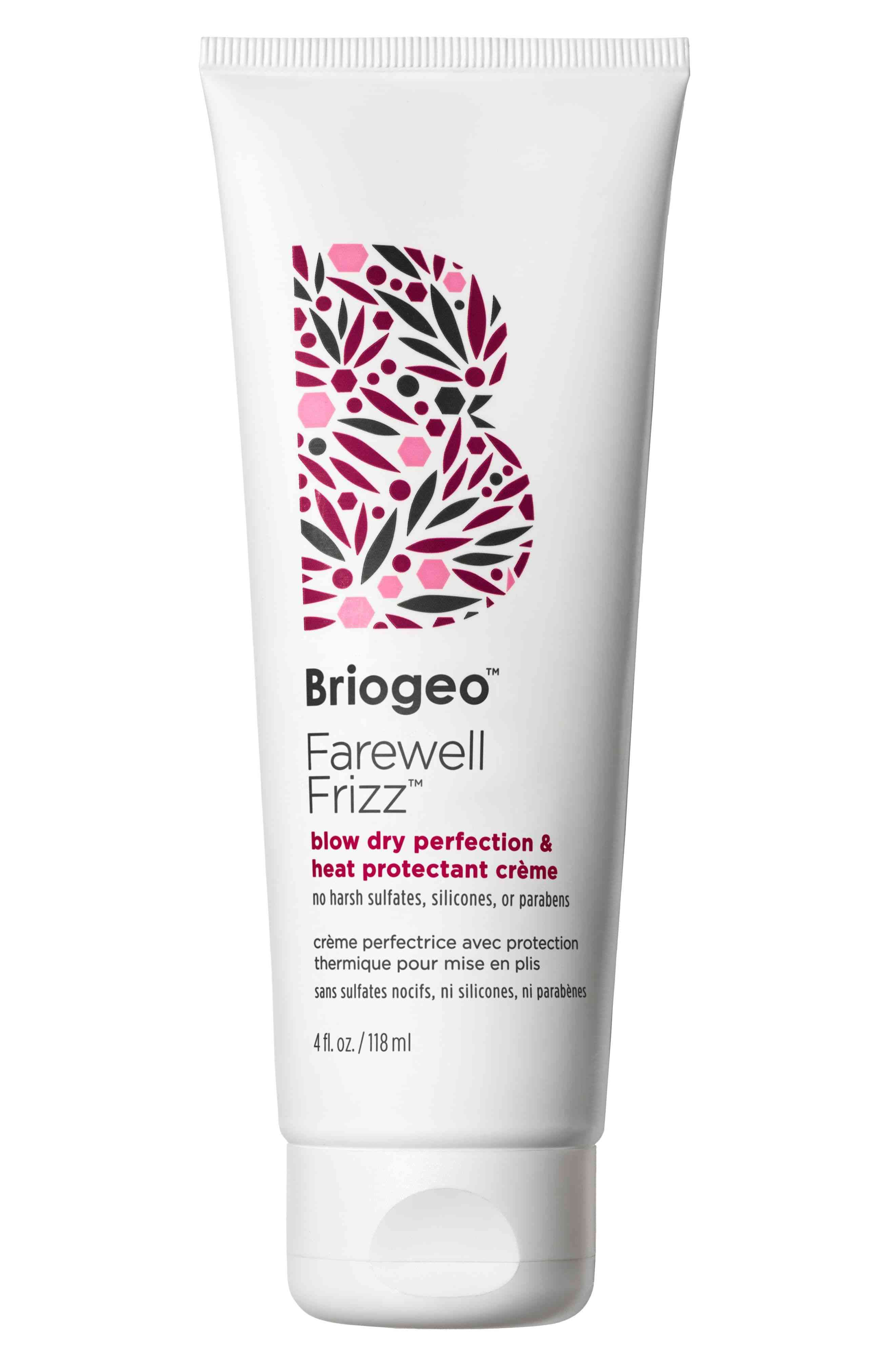 Farewell Frizz blow dry perfection & heat protectant crème