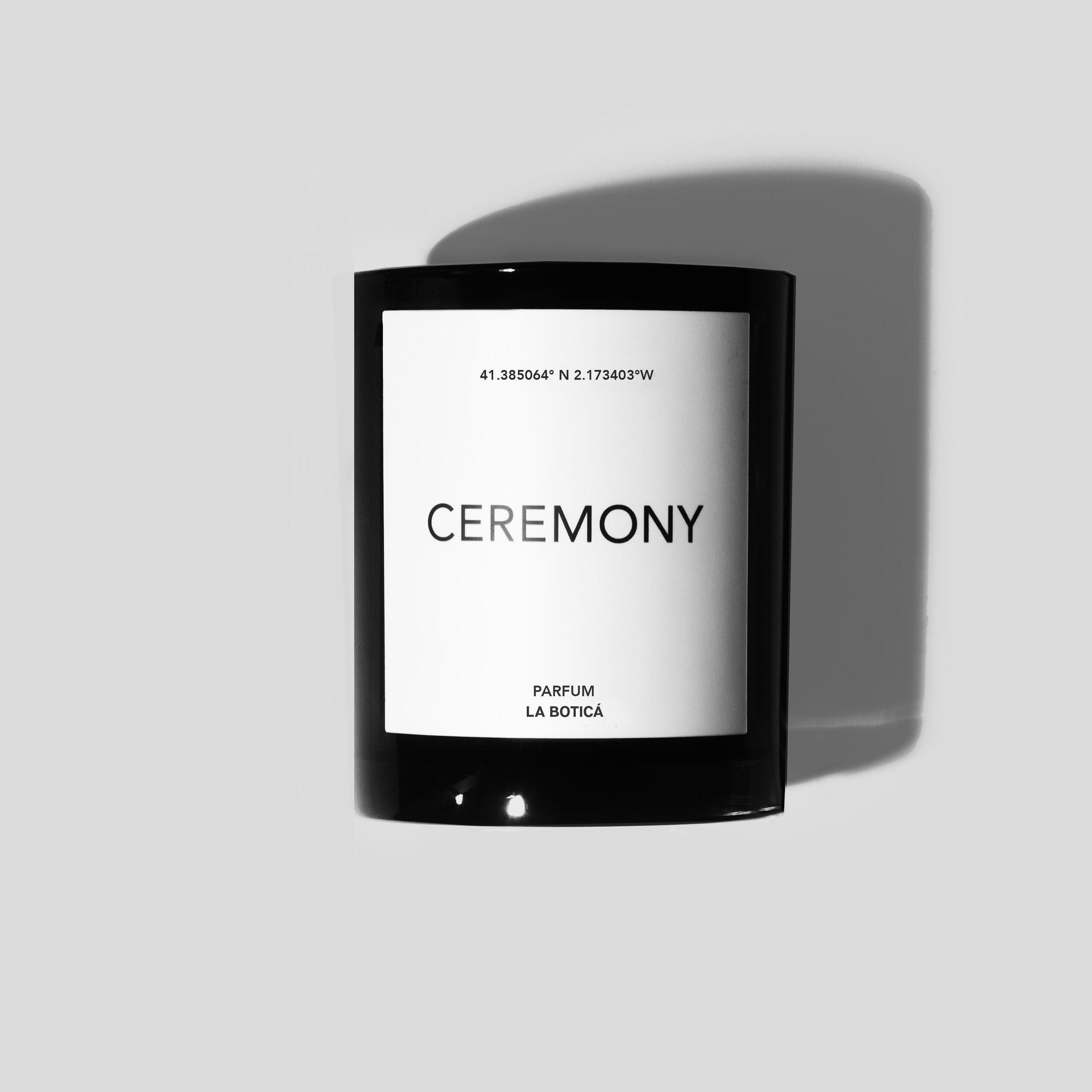 La Botica Ceremony Candle