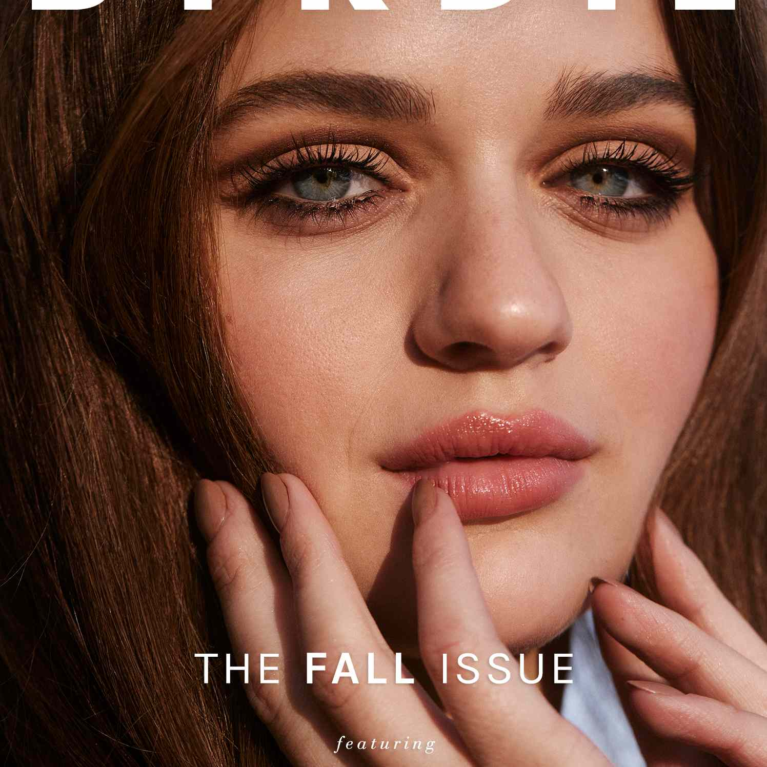 Joey King the Fall Issue