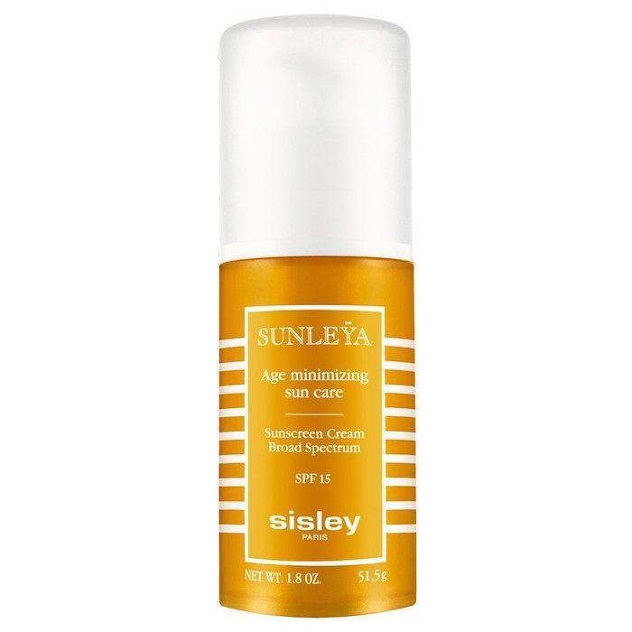 Sisley Paris Sunleya Age Minimizing Sun Care SPF 15 UVA
