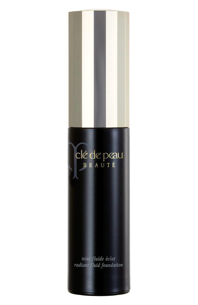 Clé de Peau Beauté Radiant Fluid Foundation SPF 24