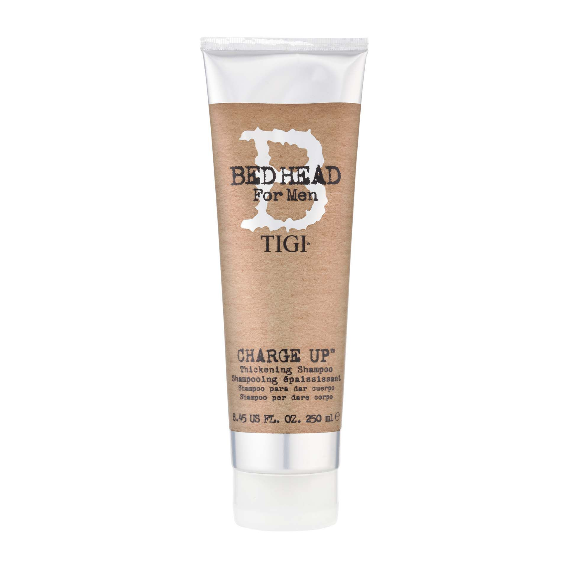 tigi bed head for men charge up shampoo