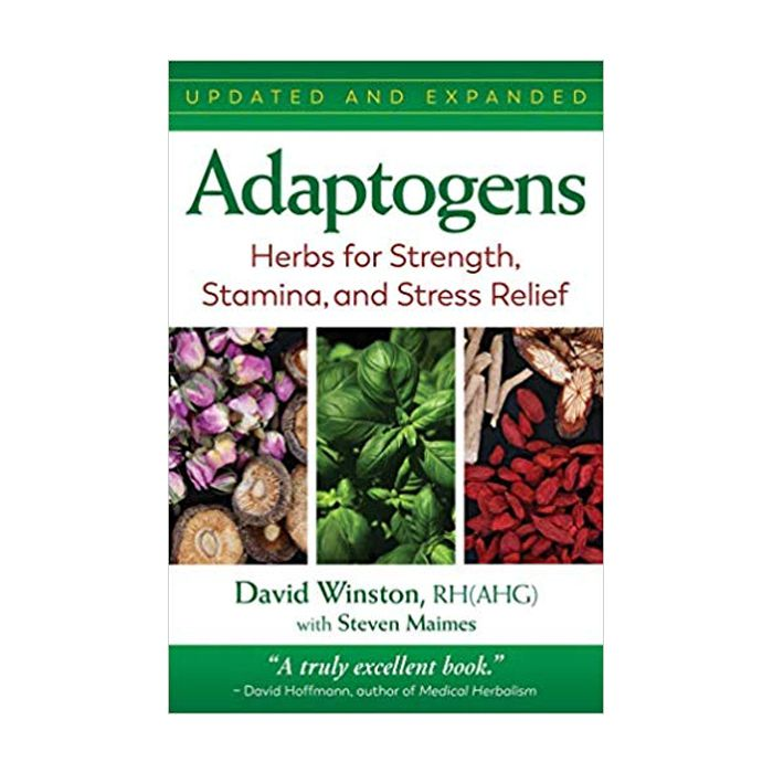 Adatogens by David Winston