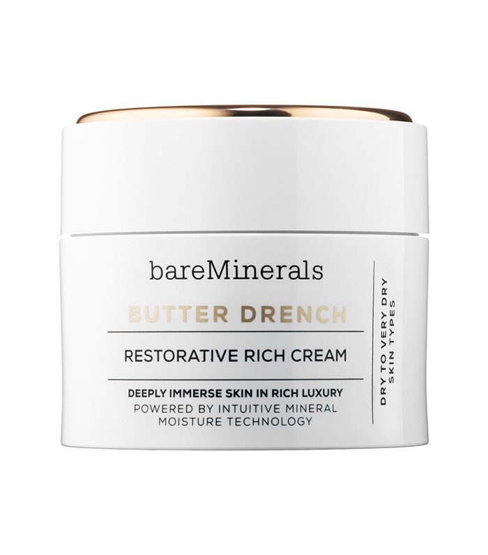 Best moisturisers for winter: Bare Minerals Butter Drench Restorative Rich Cream