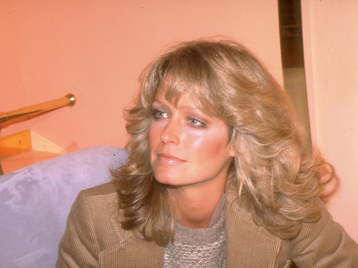 25 Ways To Style 70s Feathered Hair
