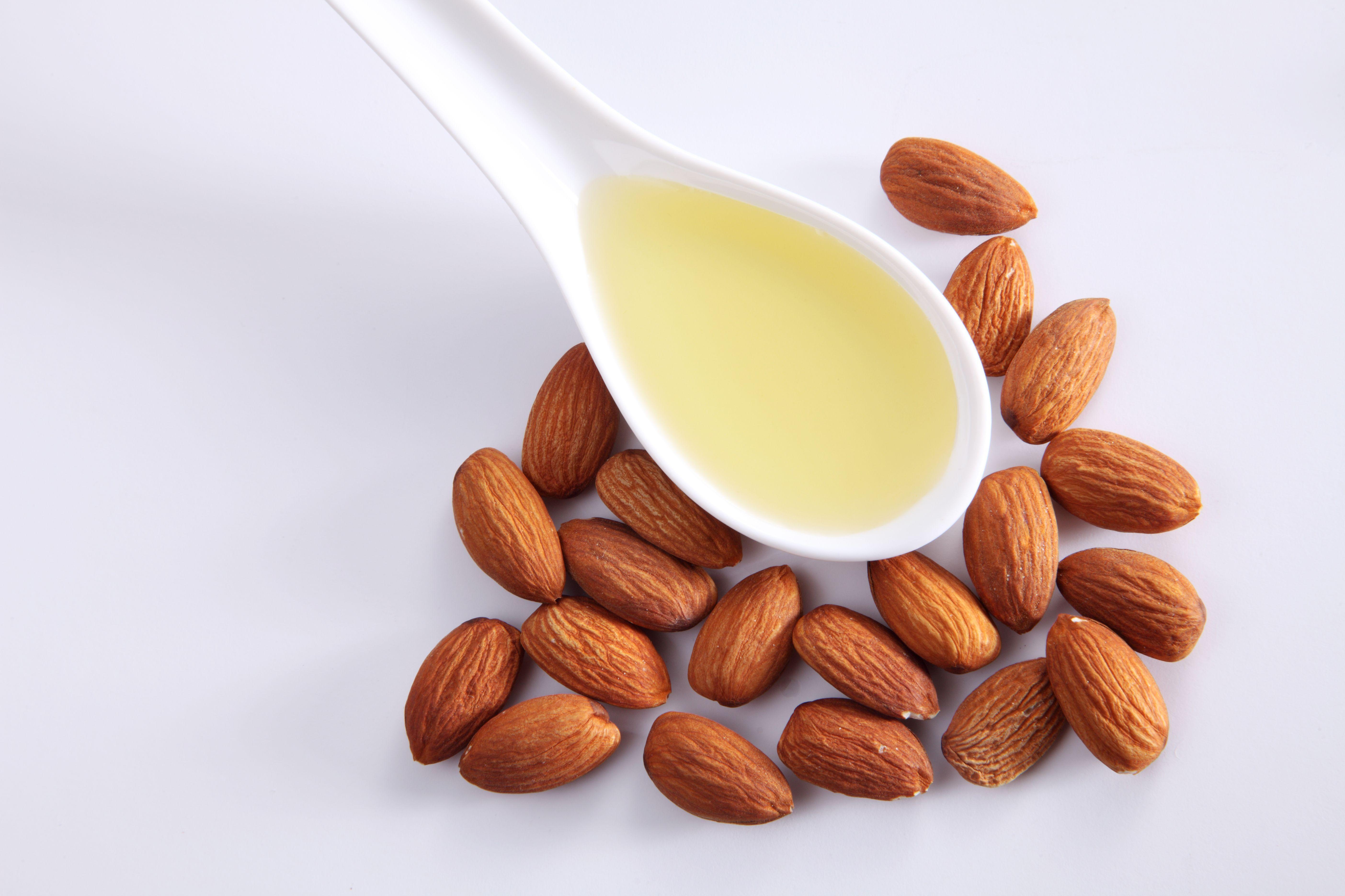 Sweet Almond Oil Body Scrub Recipe