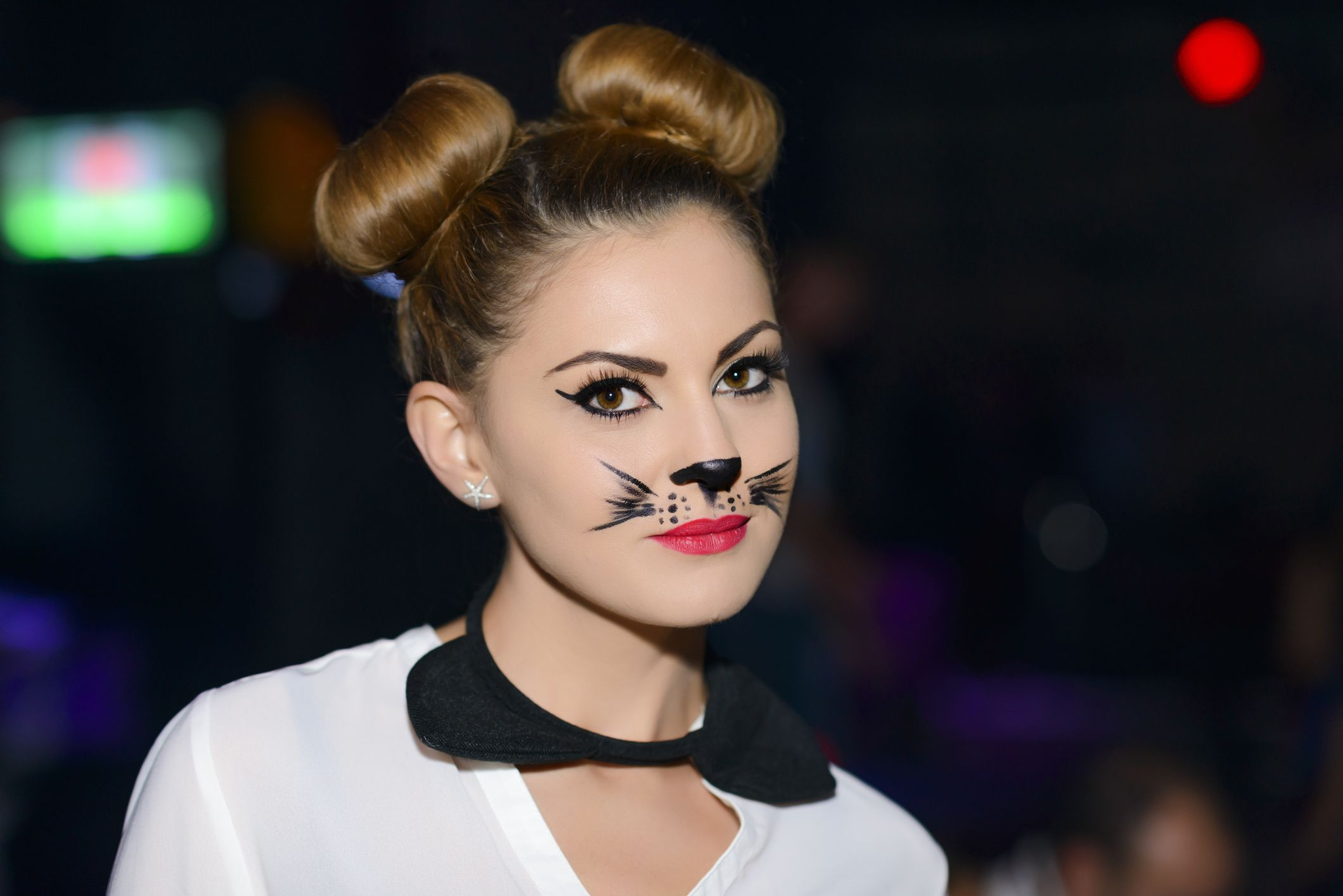 5 Examples Of Simple Halloween Makeup