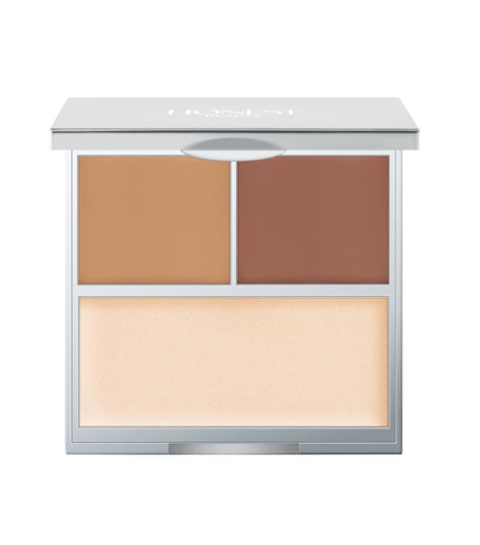 honest beauty contour and highlight kit - best highlight and contour kits