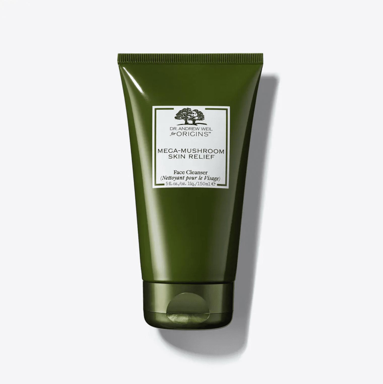 Mega-Mushroom Skin Relief Face Cleanser