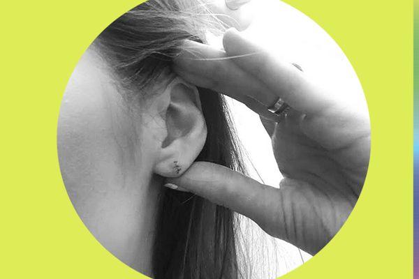 earring hole repair