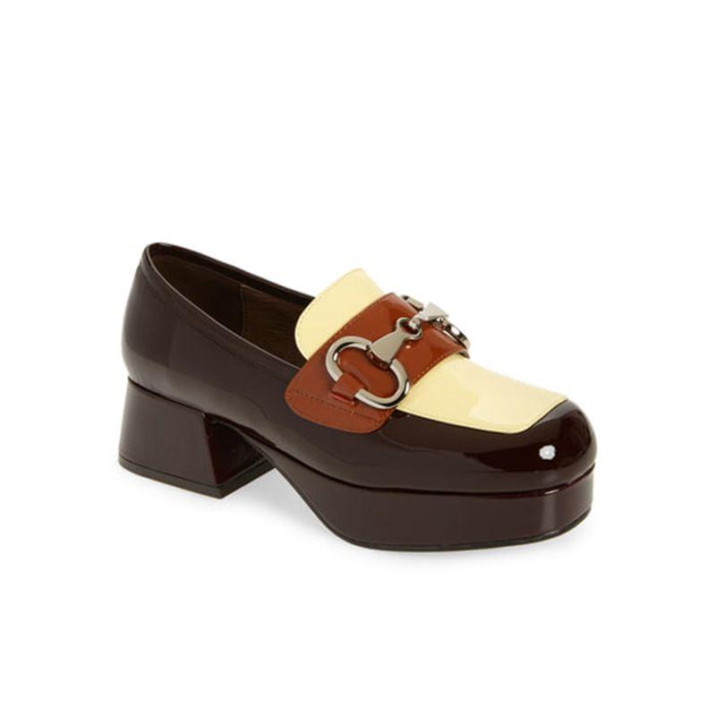 Student Platform Loafer