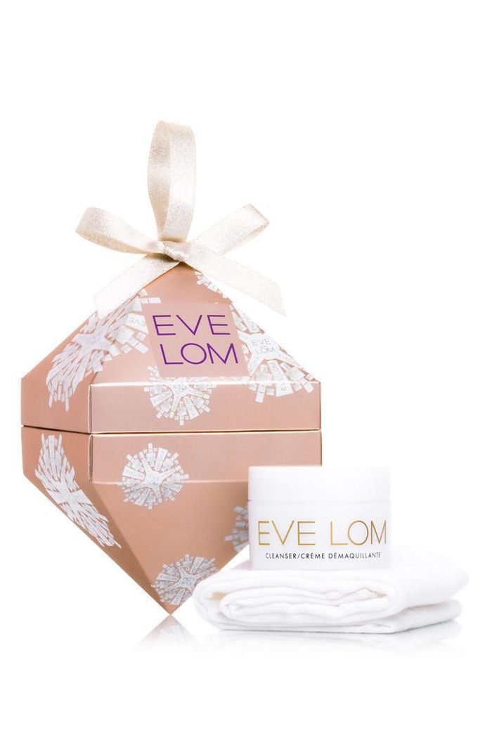Space. nk. apothecary Eve Lom Cleanser & Muslin Cloth Bauble