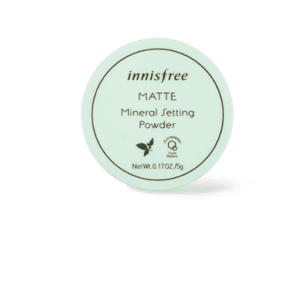 Matte Mineral Setting Powder