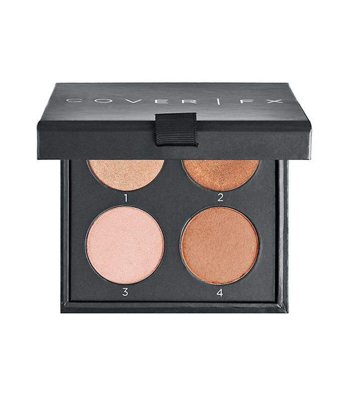 The Perfect Light Highlighting Palette Light Medium 0.38 oz/ 10.8 g