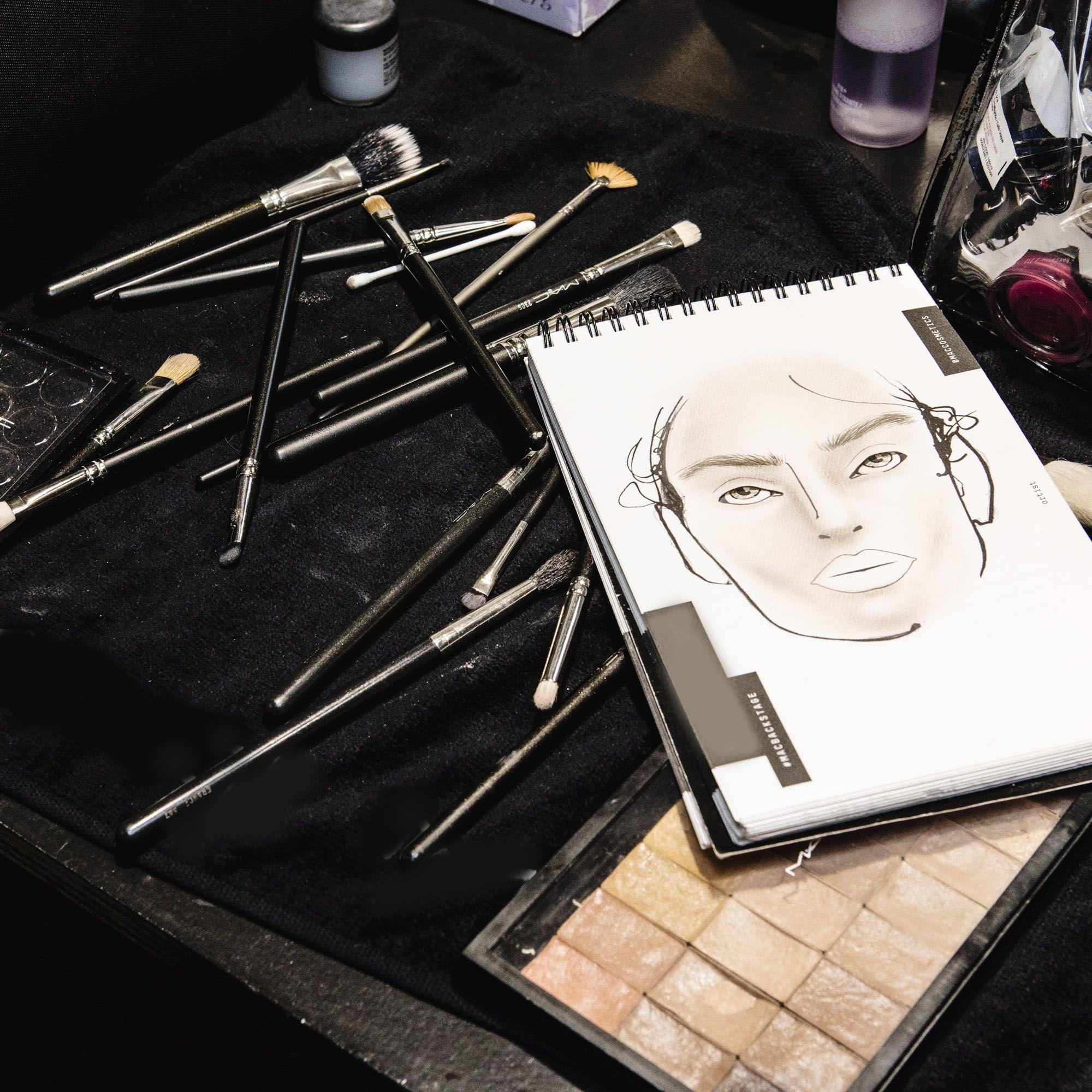 Do Makeup Artists Still Use Face Charts