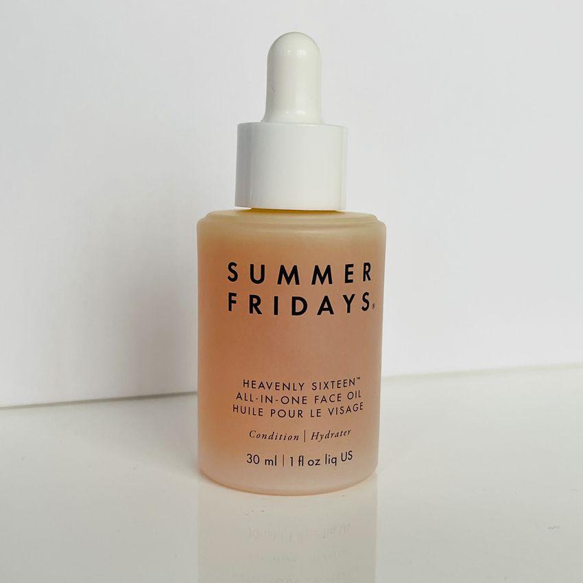 Summer Fridays Face Oil
