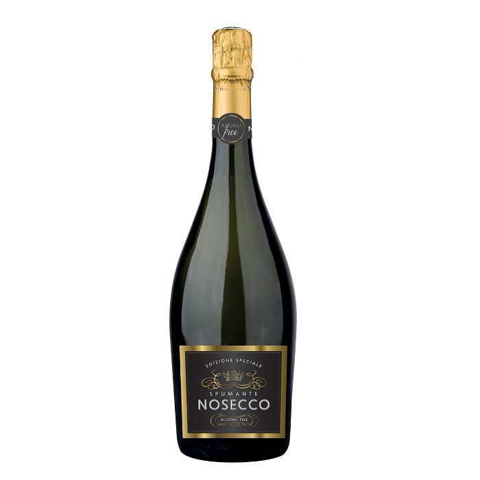 Non-Drinkers: Nosecco Alcohol Free Sparkling Wine, Case of 6