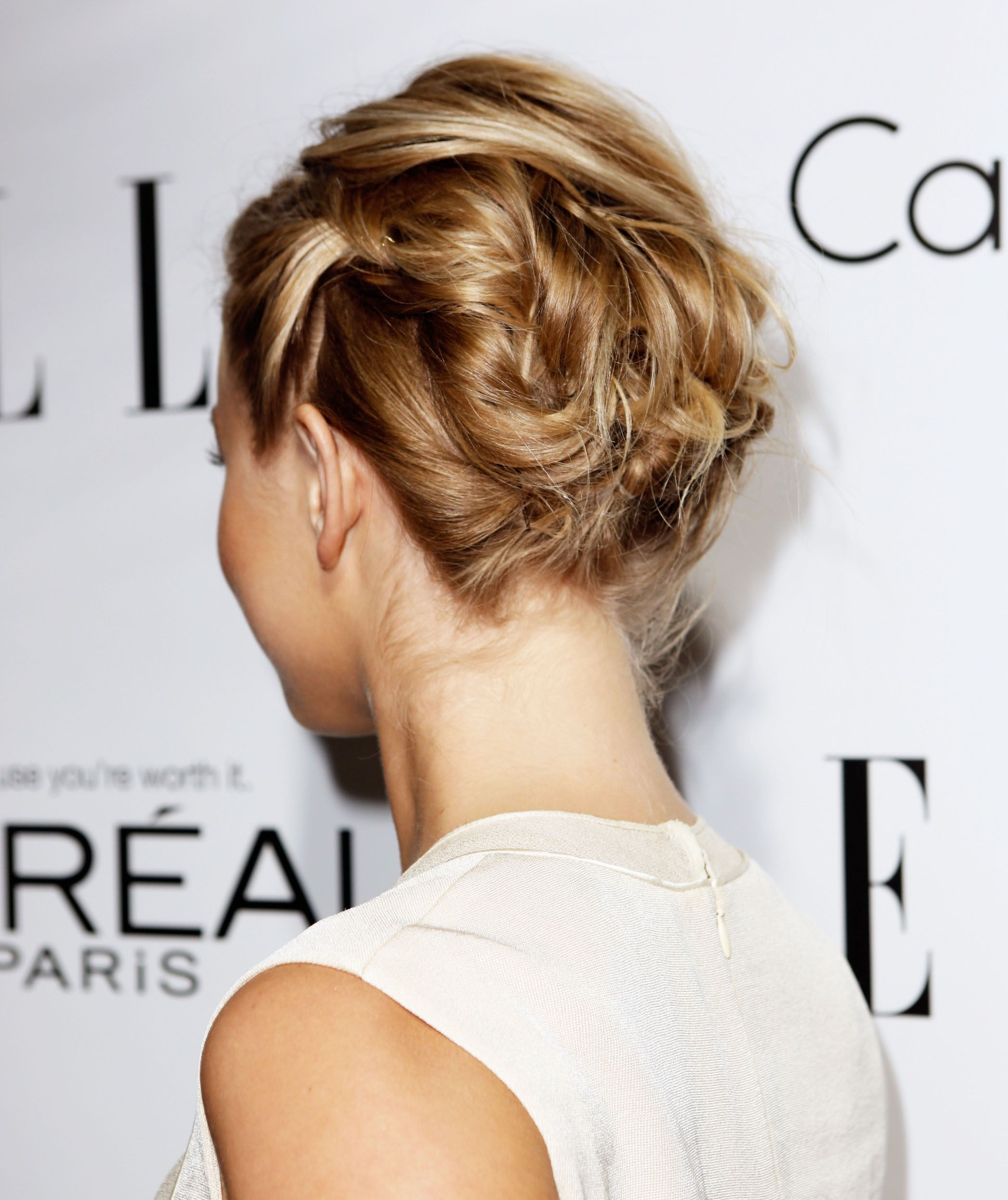 44 Incredibly Chic Updo Ideas For Short Hair