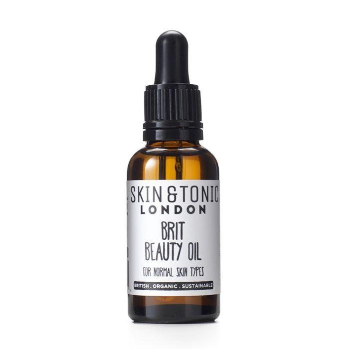 Skin & Tonic Brit Beauty Oil
