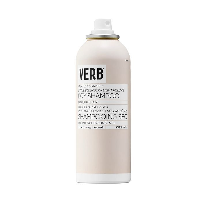 Dry Shampoo for Light Hair 4.5 oz/ 164 mL