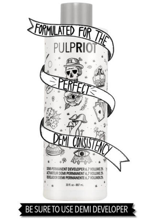 Pulp Riot Demi Permanent