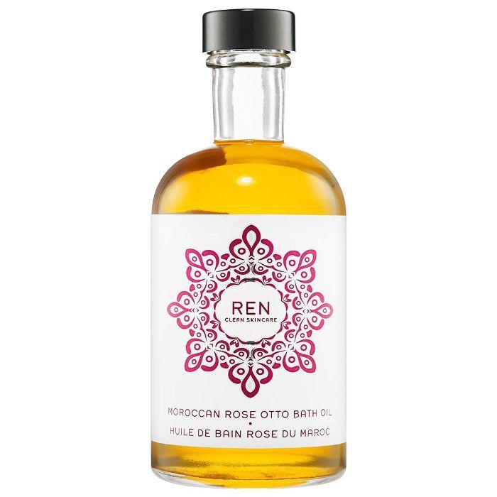 Moroccan Rose Otto Bath Oil 4.08 oz/ 121 mL
