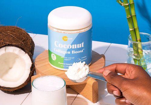 Golde Coconut Collagen Boost