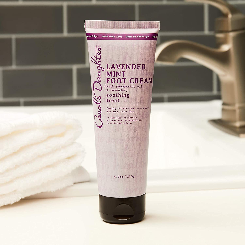 Carol's Daughter Lavender Mint Foot Cream