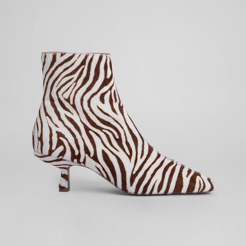 Lange Zebrina Boot