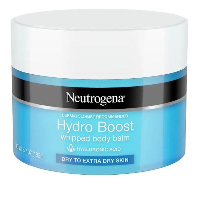 Neutrogena Hydro Boost Hydrating Hyaluronic Acid Whipped Body Balm
