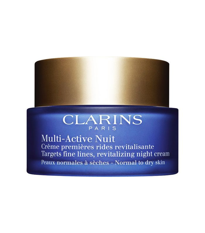 Best night cream: Clarins Multi-Active Night Cream