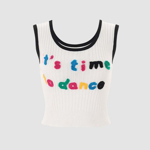 It's Time to Dance Tank Top ($15)