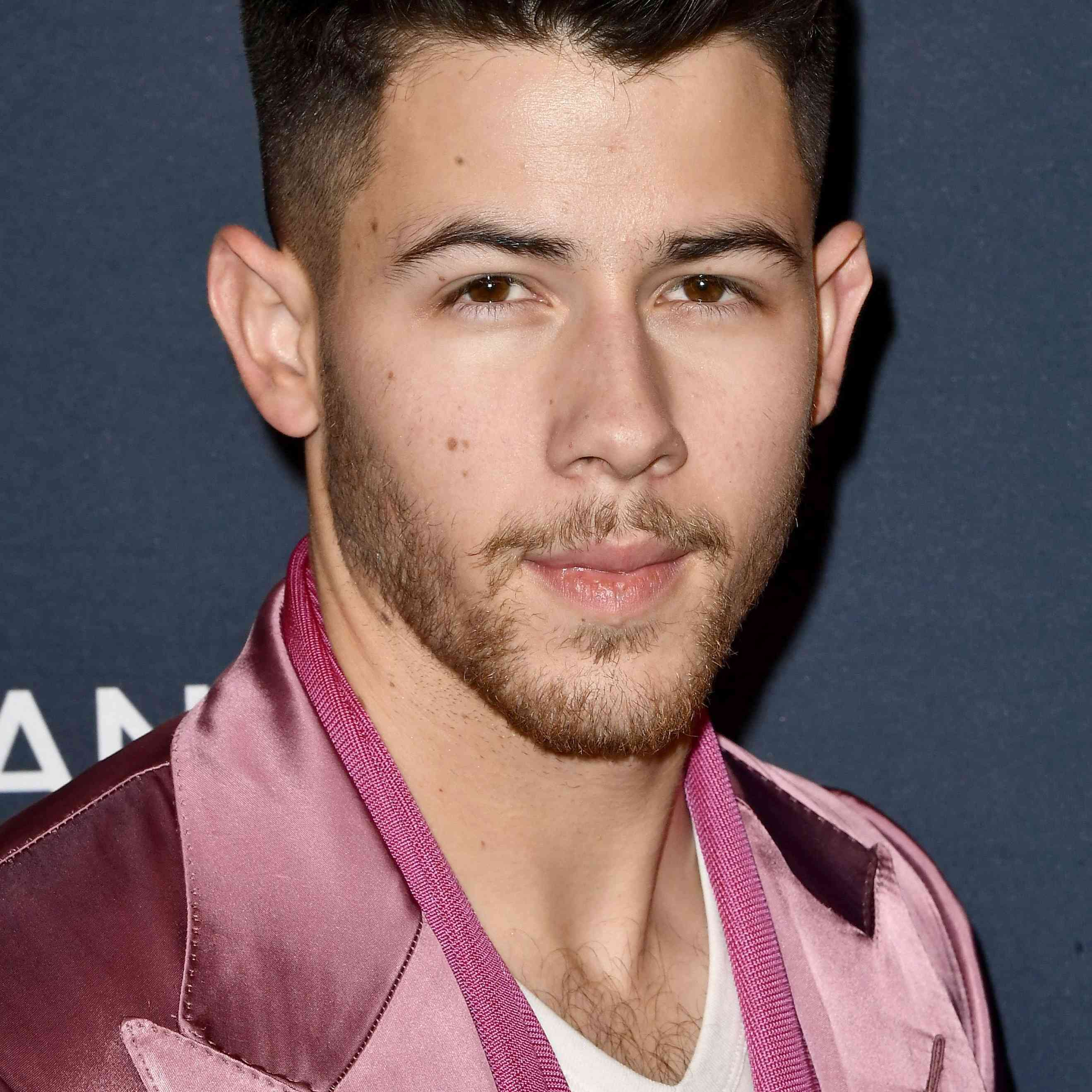 Nick Jonas at The Women's Cancer Research Fund's Unforgettable Evening 2020