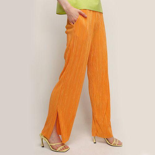 Peyton Crinkled Pleated Pants ($35)