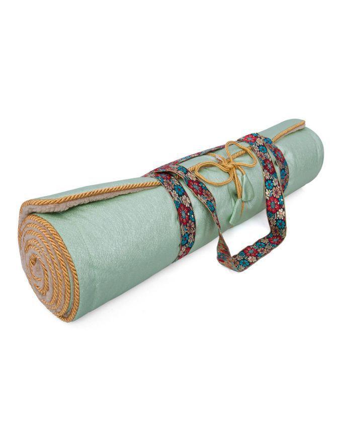 Holistic Silk Yoga Rug Mat