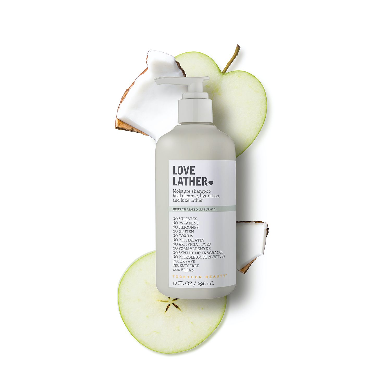 love lather shampoo