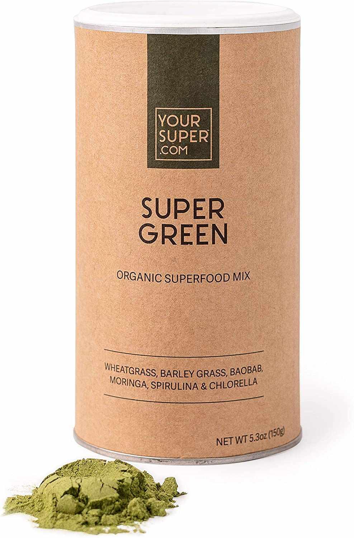 Your Super Super Green Mix