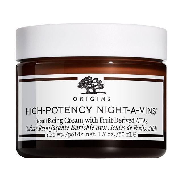 Origins Night-a-Mins Resurfacing Cream with AHAs