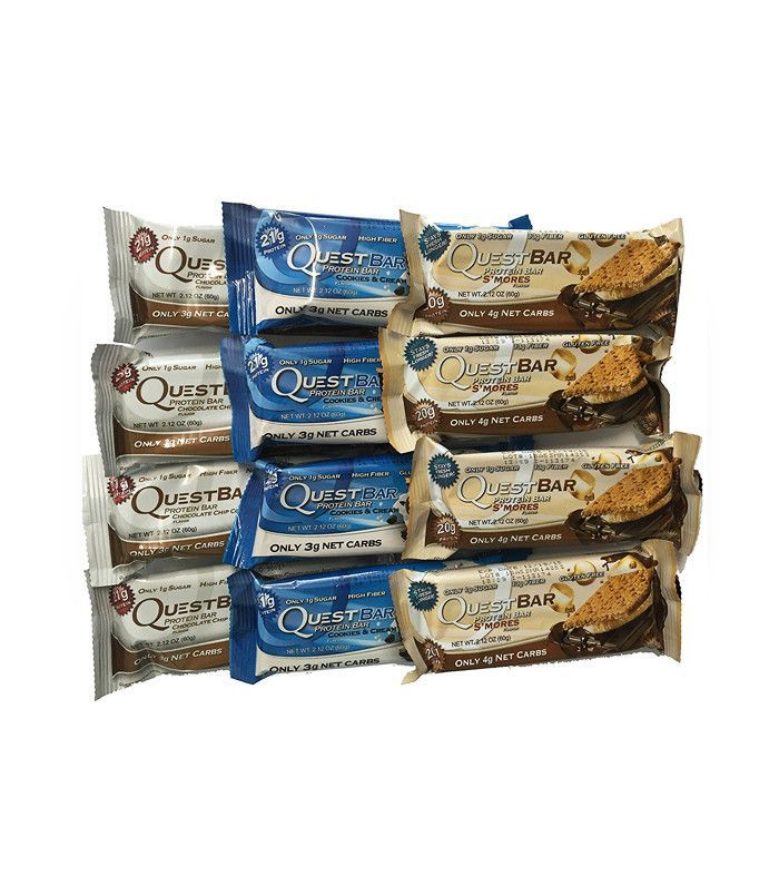 how many calories should I eat: Quest Nutrition Variety Pack of 16