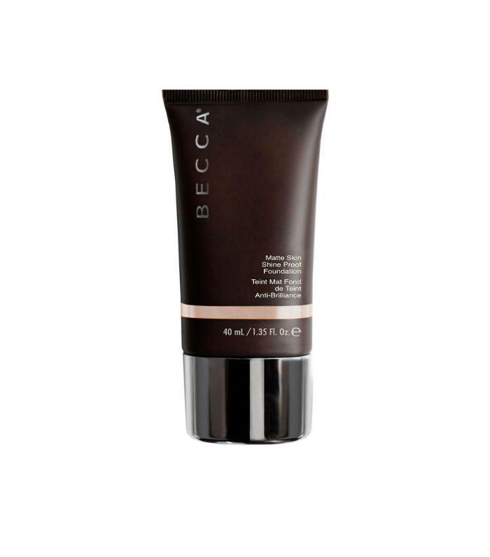 Best matte foundations: BECCA Matte Skin Shine Proof Foundation