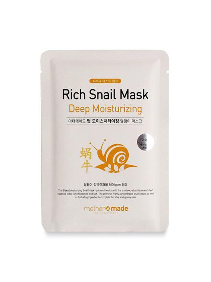 Mothermade Snail Masks - Best Face Masks