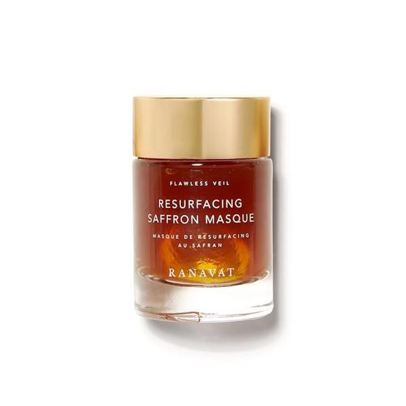 Resurfacing Saffron Masque