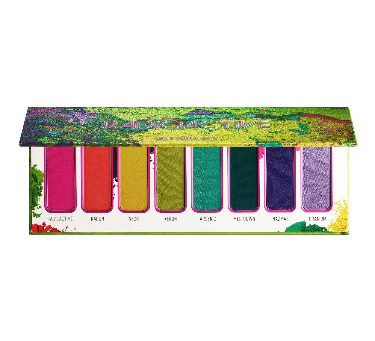 Melt Cosmetics palette
