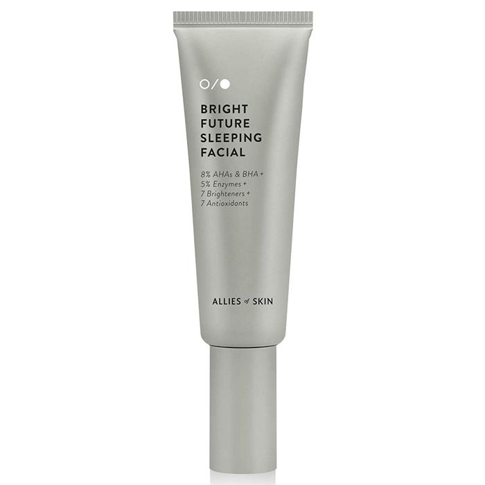 Allies of Skin Bright Future Overnight Sleeping Facial