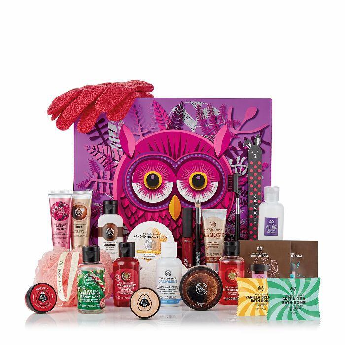 The Body Shop Olivia Advent Calendar