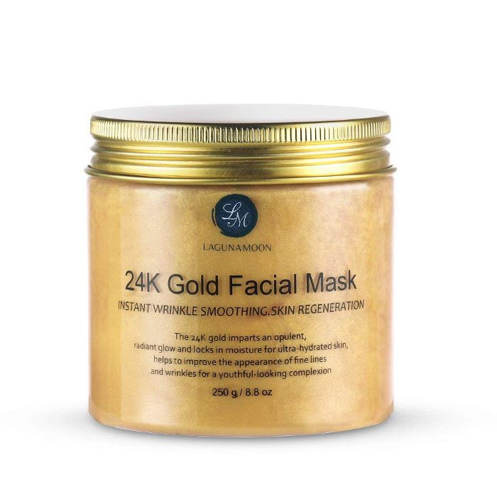 Lagunamoon 24K Gold Facial Mask