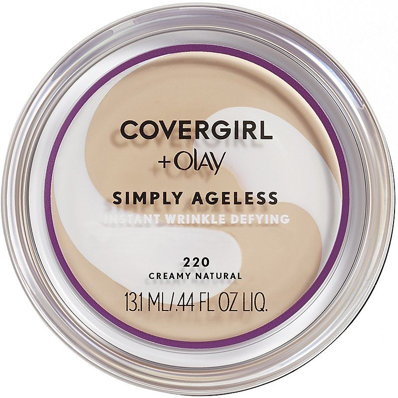 CoverGirl + Olay Simply Ageless Instant Wrinkle-Defying Foundation