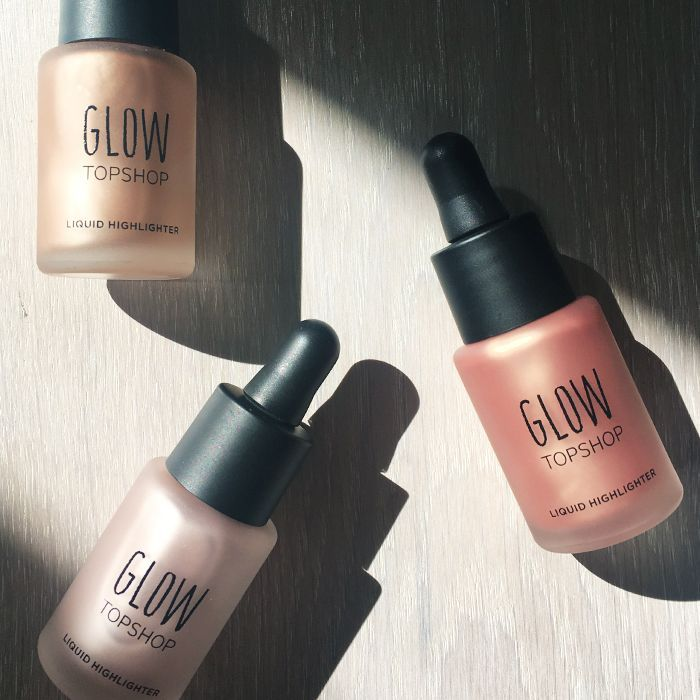 Topshop Glow Liquid Highlighter Review